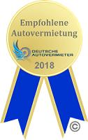 Gütesiegel 2018 FR-Rent